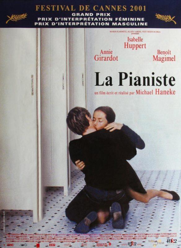 Análisis psicológico de la película: La pianista (2001) de Michael Haneke